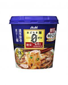おどろき麺0(ゼロ)『濃厚豚骨煮干し味』は濃い味スープで大満足!
