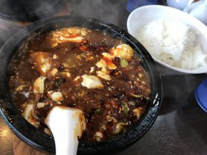 【激辛】激辛麻婆豆腐を食べられる『味覚』に行ってきました!